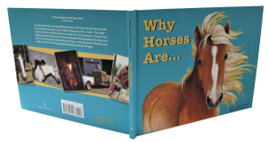 childrens picture book Why Horses Are book cover