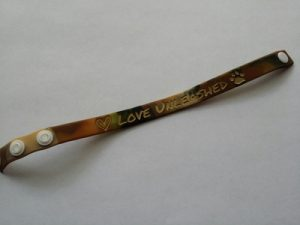 Adjustable CAMO Silicon Bracelet